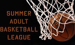 Summer Adult Basketball League