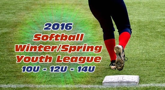 Softball Winter/Spring Indoor Youth League