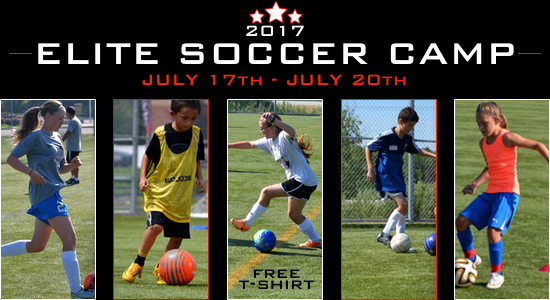 Elite Soccer Players Camp