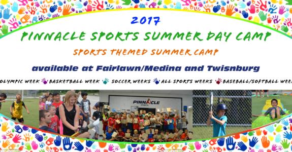 Pinnacle Sports Summer Day Camps – Medina