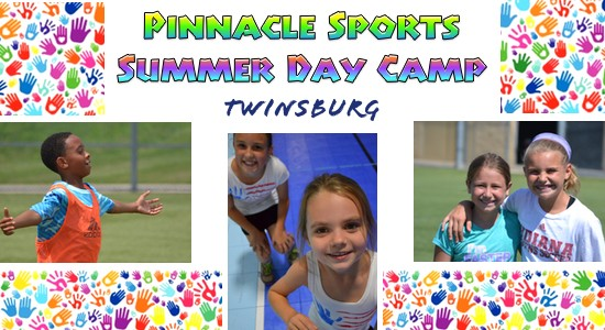 Pinnacle Sports Summer Day Camp – Twinsburg