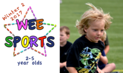 Winter 2 Wee Sports