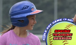 Spring Training Girls Got Game (7-10)
