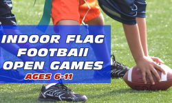 Indoor Flag Football Games