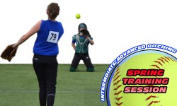 Spring Training Intermediate/Advanced Pitching