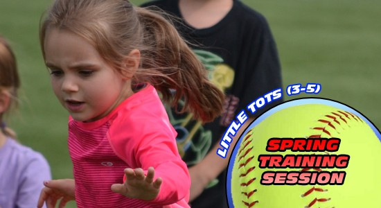 Spring Training Little Tots Softball