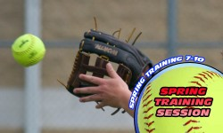 Softball Spring Training (7-10)