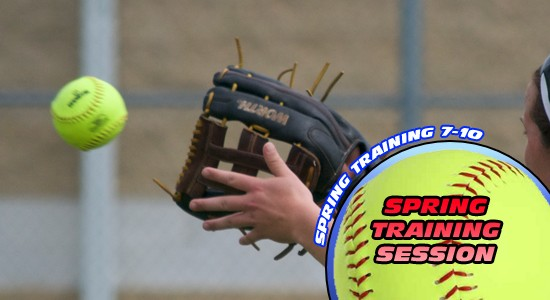 Softball Spring Training (7-10)