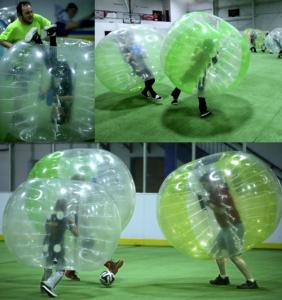 Bubble Soccer Pics