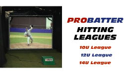 ProBatter Baseball Hitting Leagues Spring