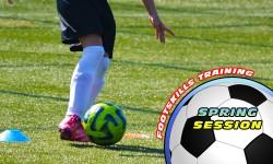 Spring Soccer Footskills Training