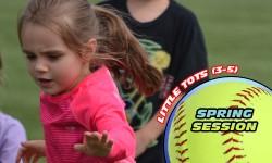Spring Little Tots Softball