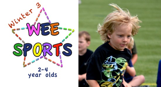 Winter 3 Wee Sports