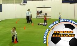Summer Little Tots Soccer