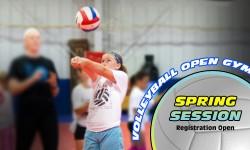 Spring Volleyball Open Gym – Medina