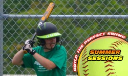Summer Softball Build the Perfect Swing