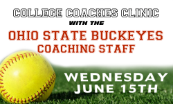 College Coaches Clinic with the Ohio State Buckeyes Coaches