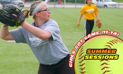 Summer Softball Girls Got Game (11-14)