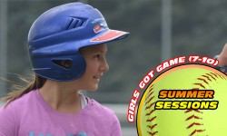 Summer Softball Girls Got Game (7-10)