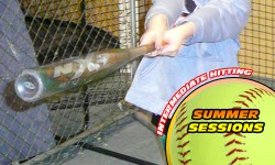 Summer Softball Intermediate Hitting