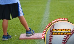 Summer Little Tots Baseball