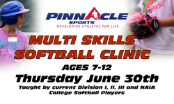 Multi Skills Softball Clinic