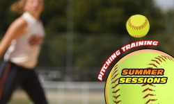 Summer Softball Pitching Training