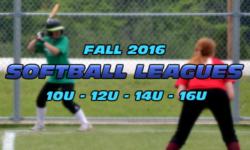 Fall Softball Leagues