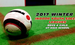 2017 Winter 2 Indoor Youth Soccer Leagues