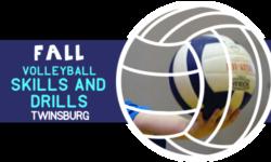 Fall Volleyball Skills and Drills – Twinsburg
