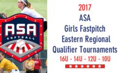 Softball ASA Eastern Regional Qualifier