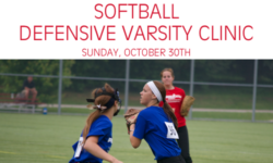 Softball Defensive Varsity Clinic