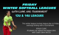 2016 Friday Winter Softball League