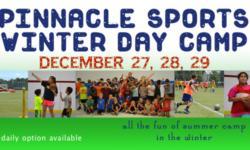 Pinnacle Sports Winter Day Camp – Fairlawn/Medina