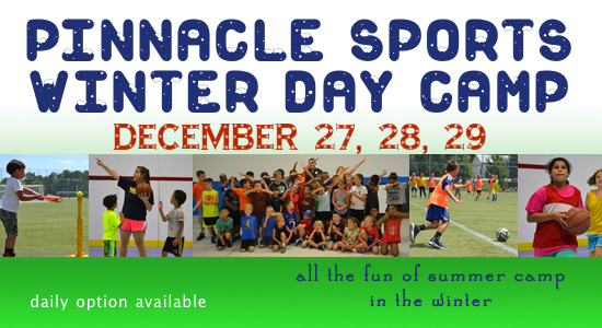 Pinnacle Sports Winter Day Camp – Fairlawn/Medina