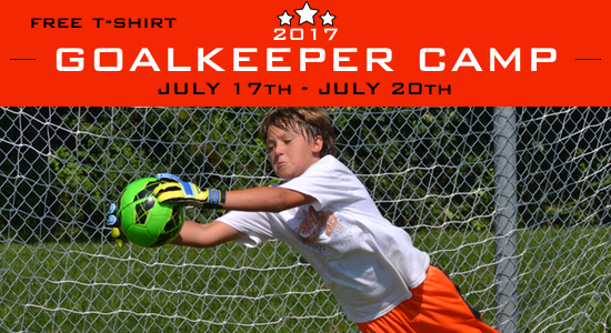 Goalkeepers Summer Camp