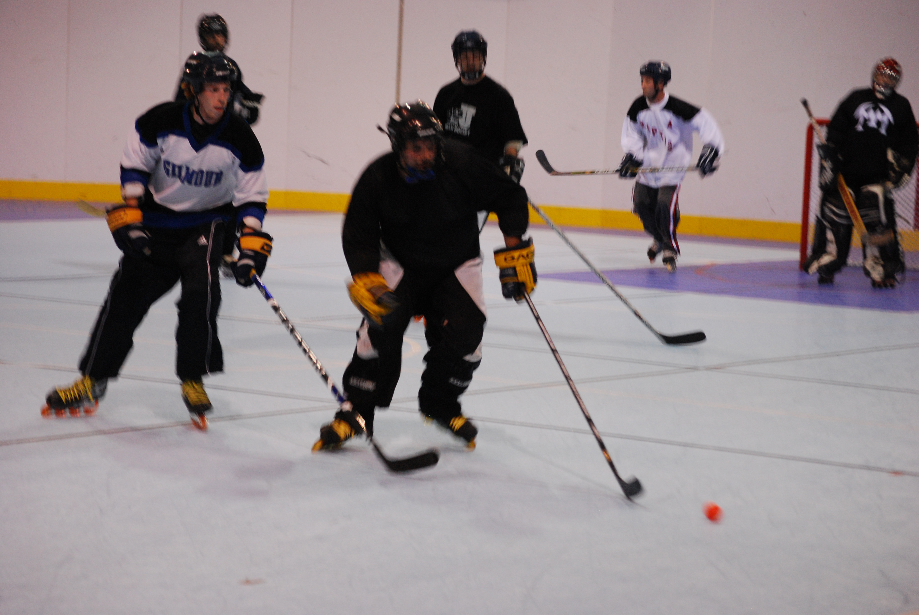 Roller Hockey Leagues Pinnacle Sports